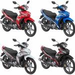 Harga Motor Bekas Yamaha Terbaru 2014