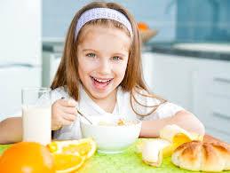membuat anak mudah memakan makanan sehat